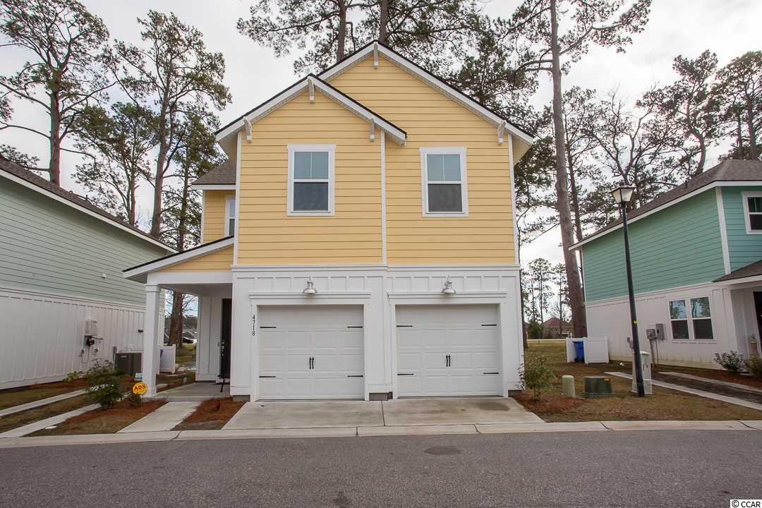 Detached with HPR MLS:1900297   4718 Cloister Ln. Myrtle Beach SC