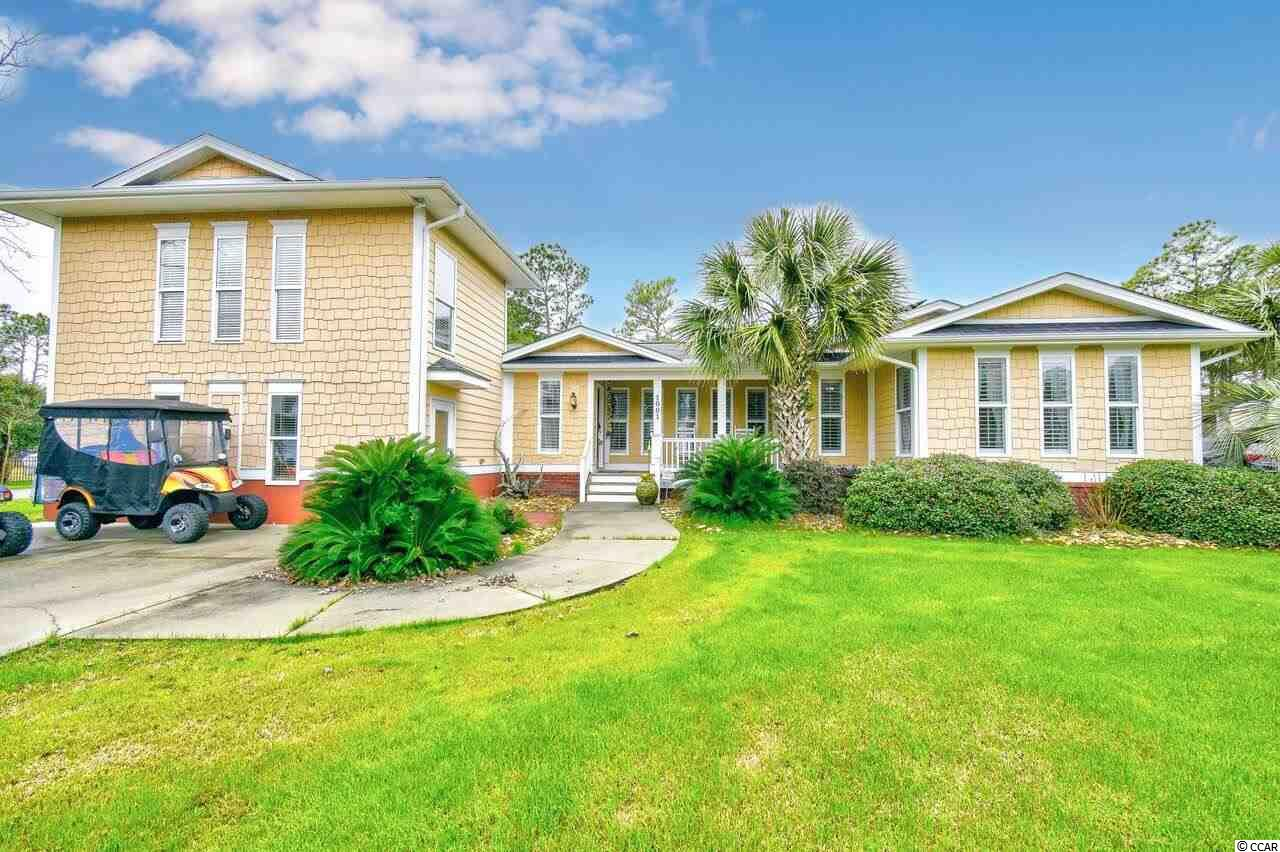 Detached MLS:1900312   1001 Thomas Ave. North Myrtle Beach SC