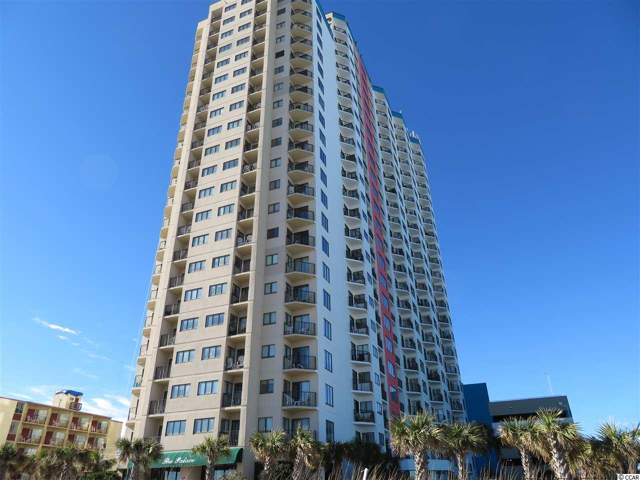 Condo MLS:1900380 PALACE, THE  1605 S Ocean Blvd. Myrtle Beach SC