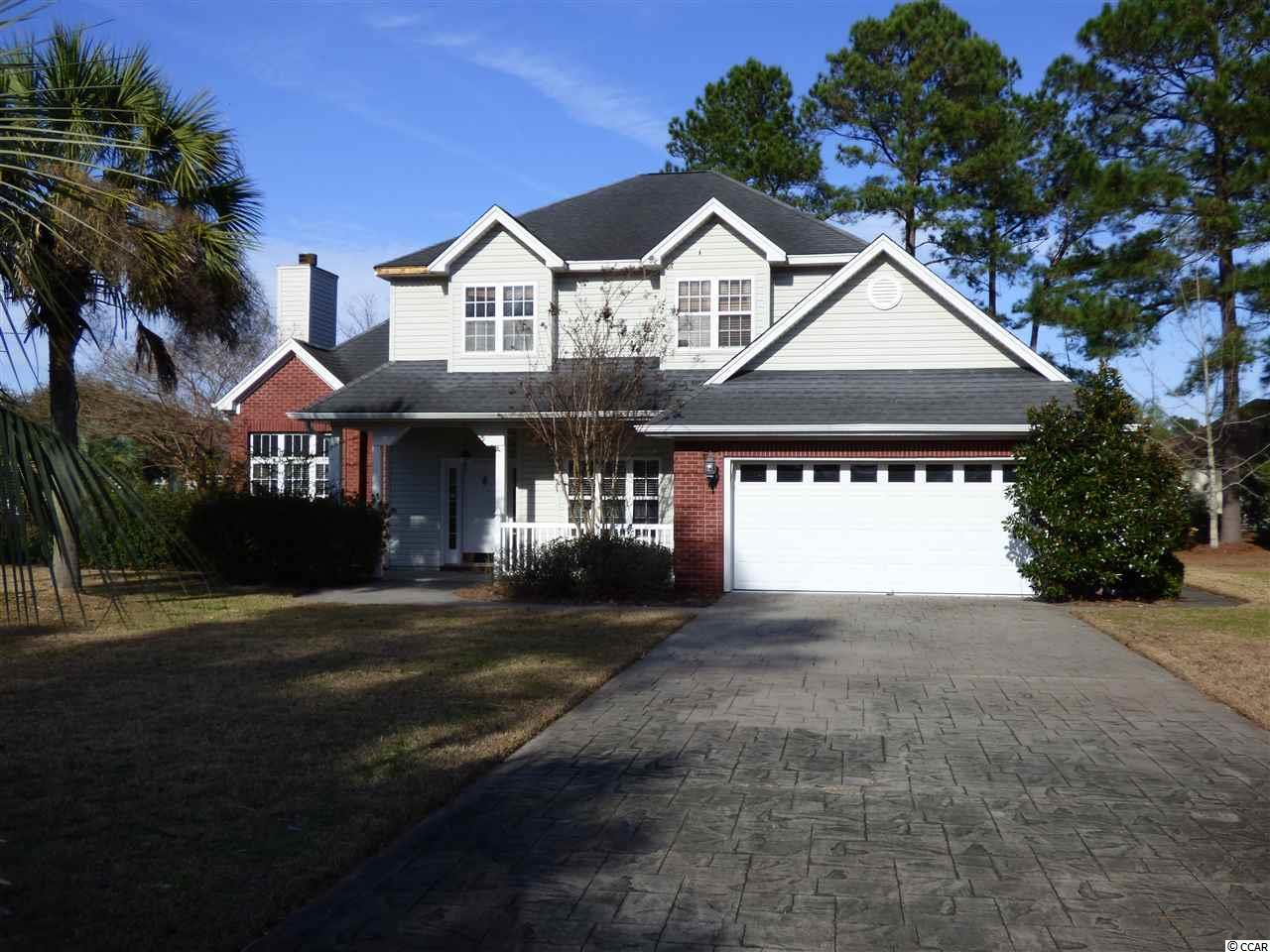 Detached MLS:1900446   516 Primrose Ct. Myrtle Beach SC