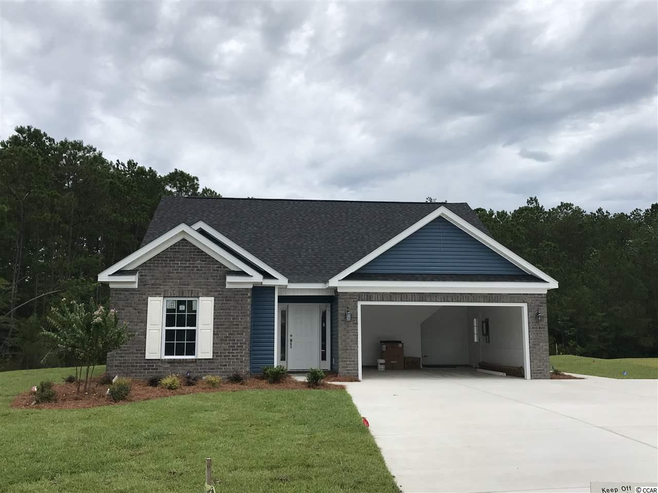 Detached MLS:1900464   1009 Lynches River Ct. Myrtle Beach SC