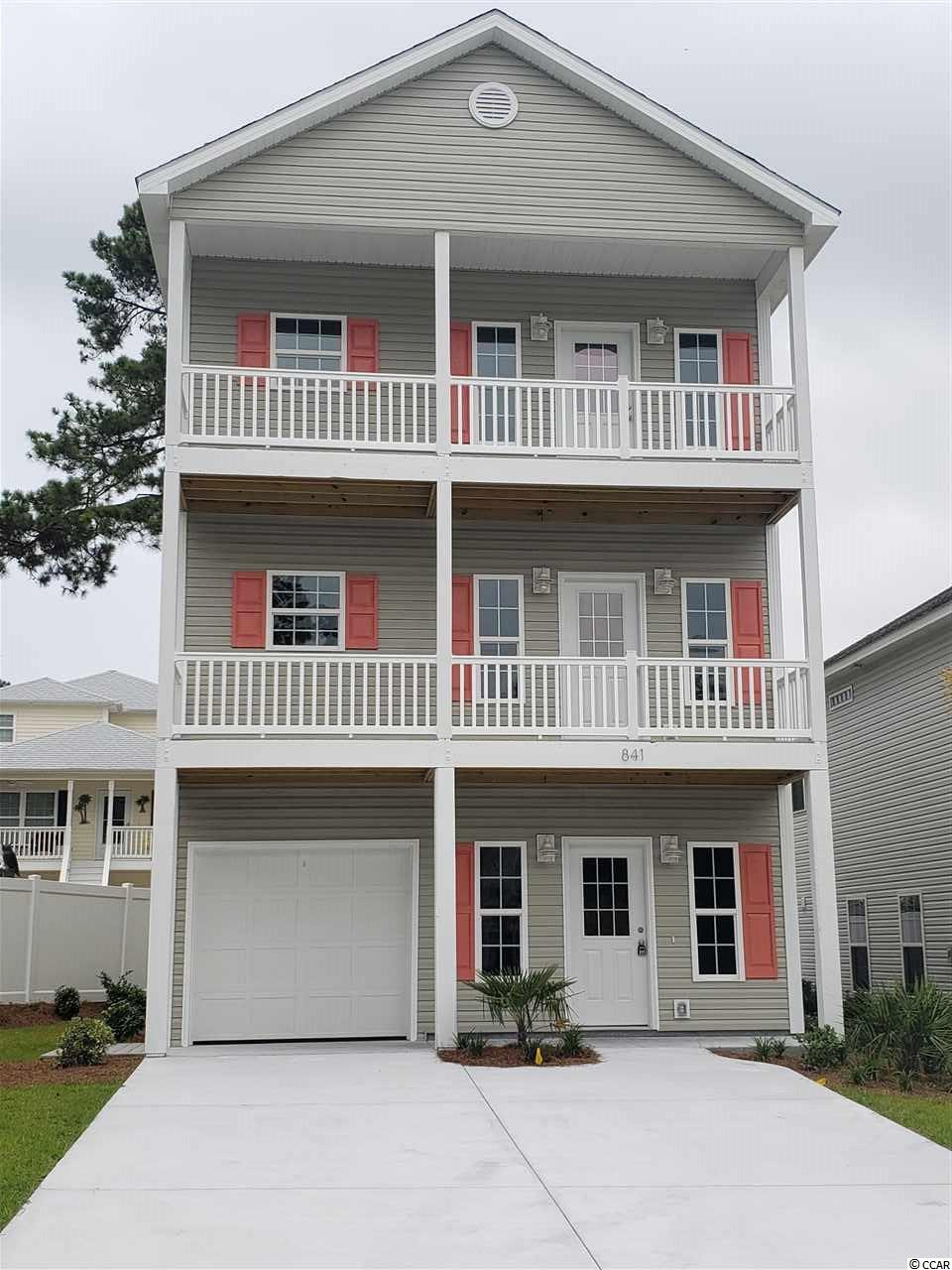 Detached MLS:1900467   841 9th Ave. S North Myrtle Beach SC
