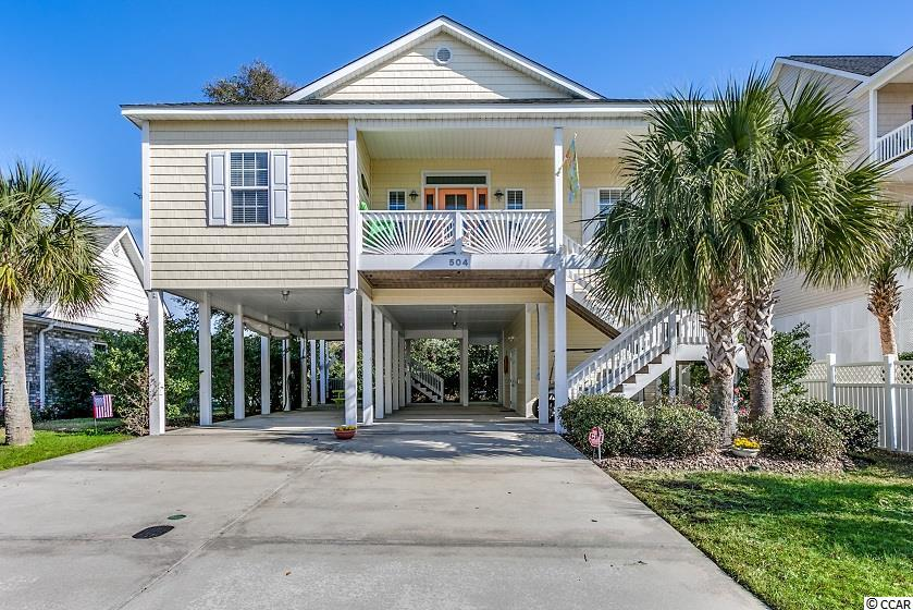 Detached MLS:1900537   504 43rd Ave. S North Myrtle Beach SC