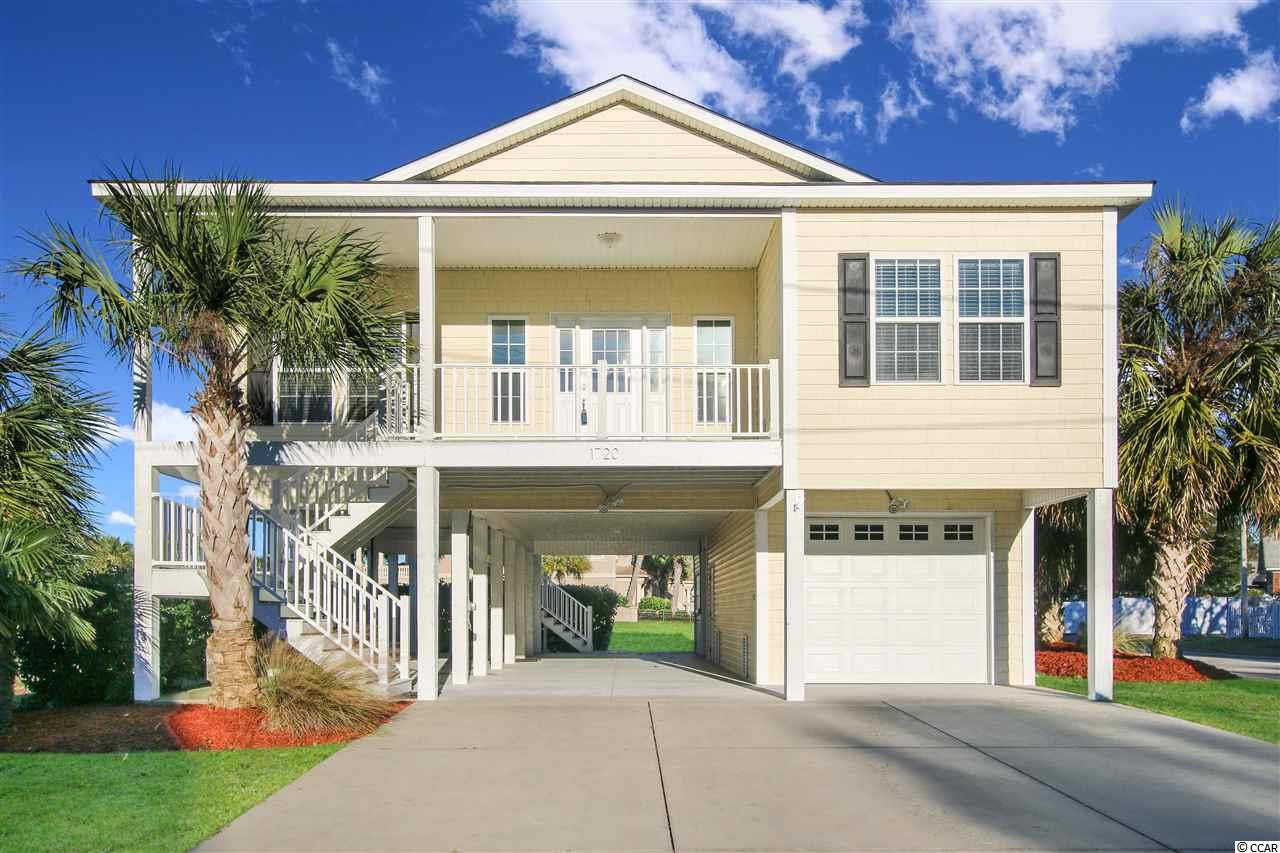Detached MLS:1900550   1720 27th Ave. N North Myrtle Beach SC