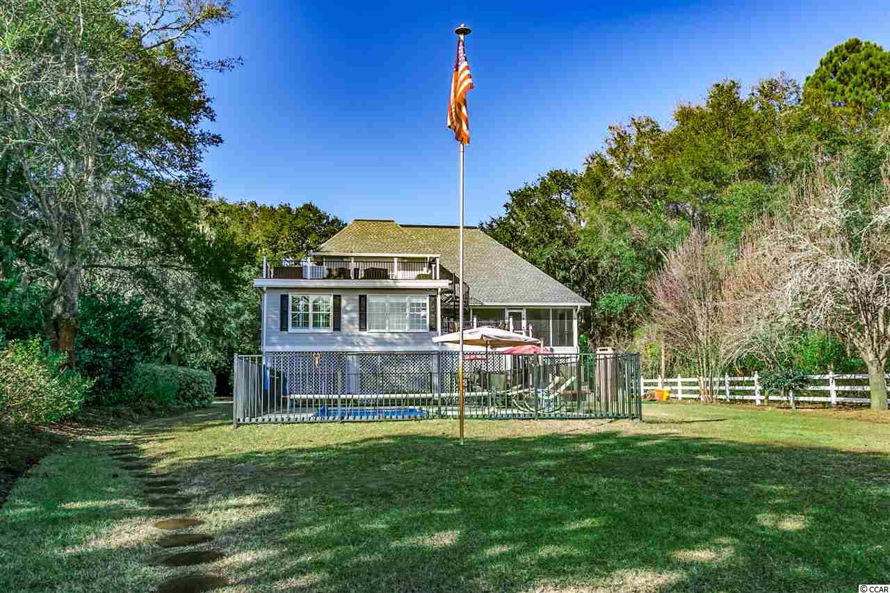 102 Inlet View Ln., Pawleys Island, South Carolina
