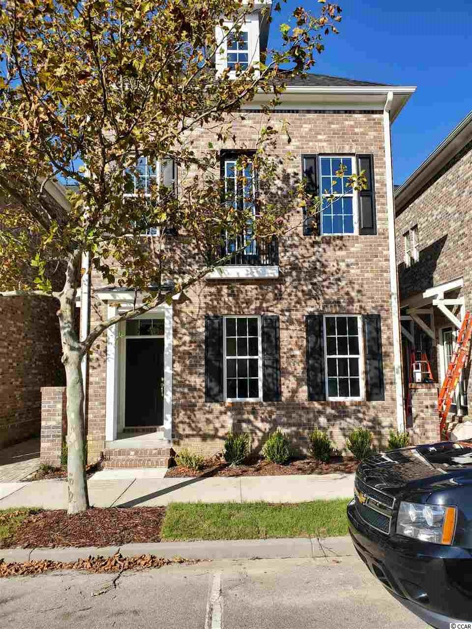 Townhouse MLS:1900667 Market Common, The  2785 Unit D Howard Ave. Myrtle Beach SC