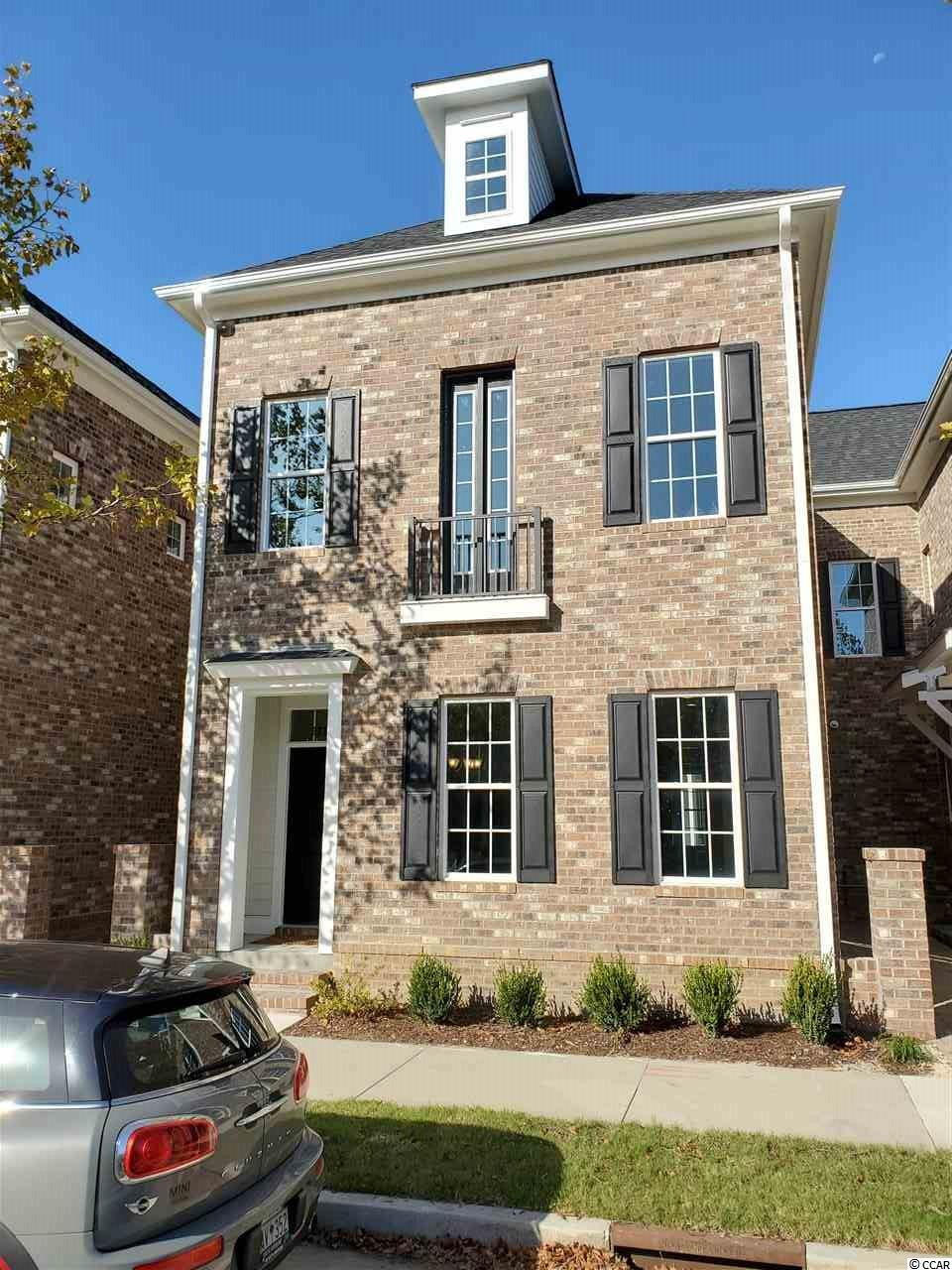 Townhouse MLS:1900668 Market Common, The  2785 Unit C Howard Ave. Myrtle Beach SC