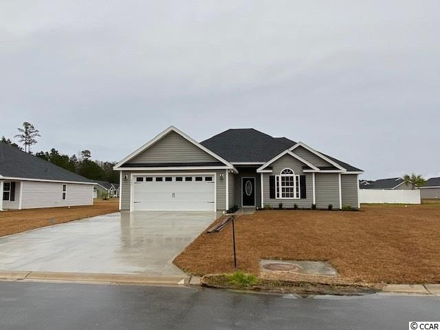Detached MLS:1900694   TBD1 MacArthur Dr. Conway SC