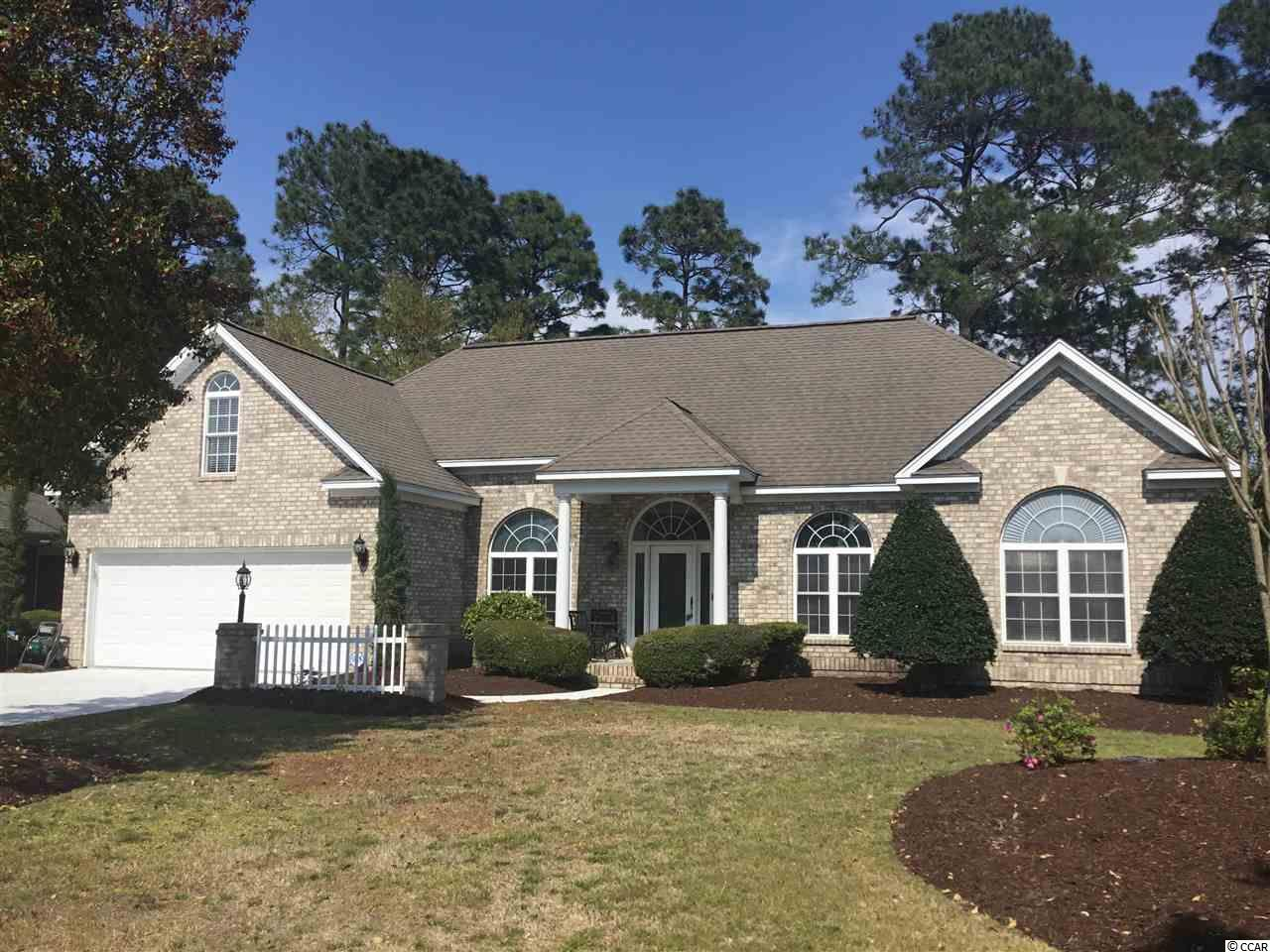 Detached MLS:1900862   4229 Congressional Dr. Myrtle Beach SC