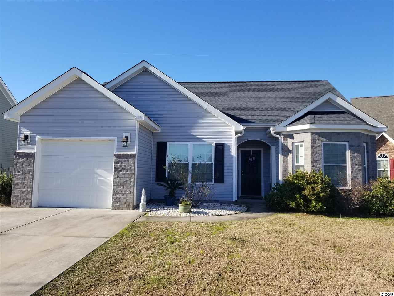 Detached MLS:1900865   286 Seagrass Loop Myrtle Beach SC