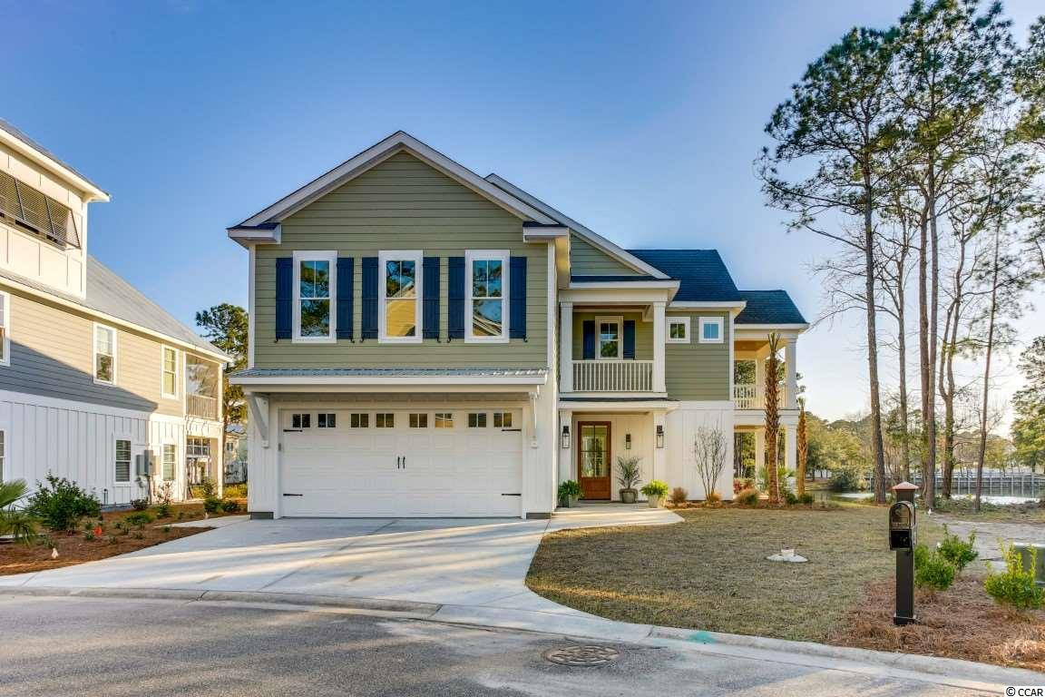 Detached with HPR MLS:1900969   37 Natures View Circle Pawleys Island SC