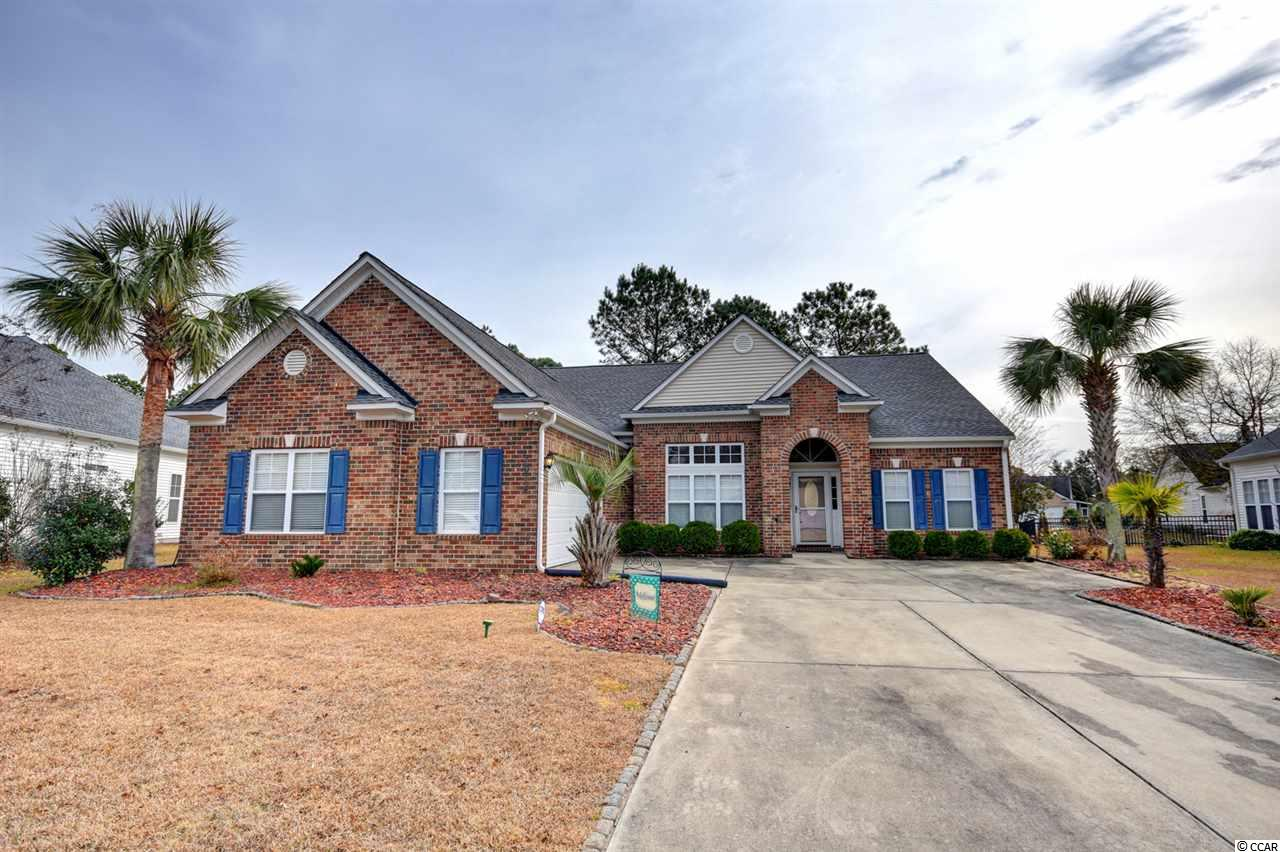 Detached MLS:1900978   3014 Winding River Rd. North Myrtle Beach SC