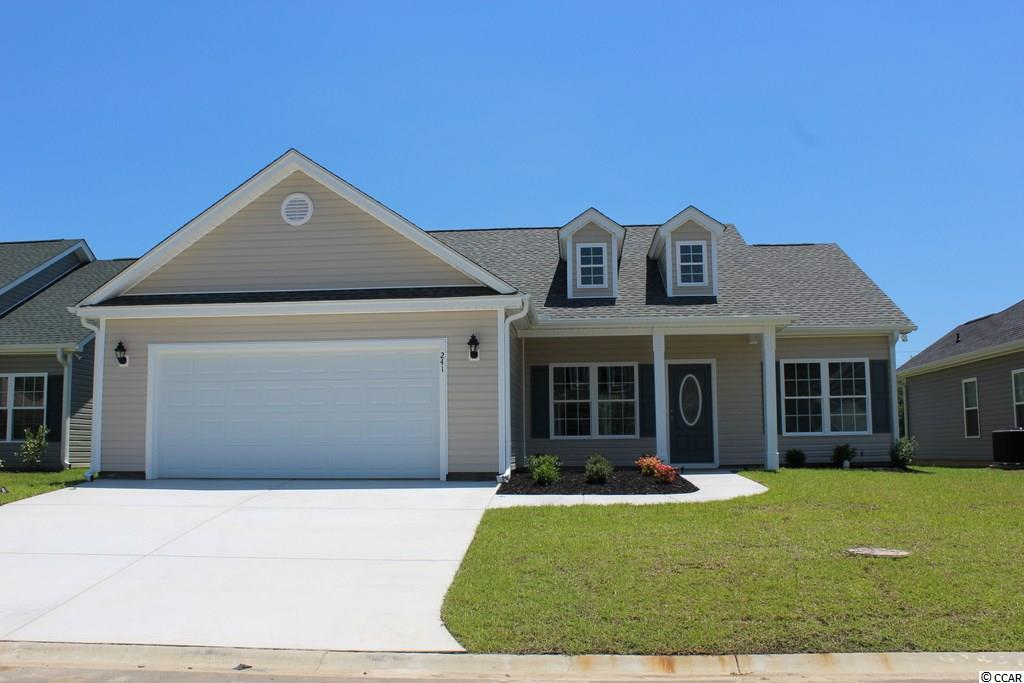 Detached MLS:1901006   241 Cupola Dr. Longs SC