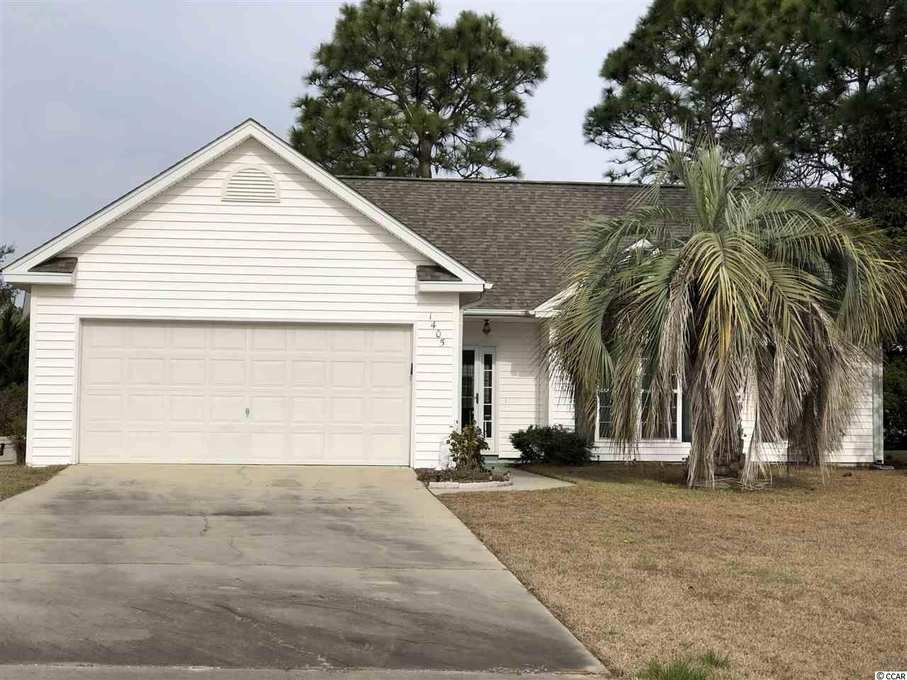 Detached MLS:1901026   1405 Destin Ct. Surfside Beach SC