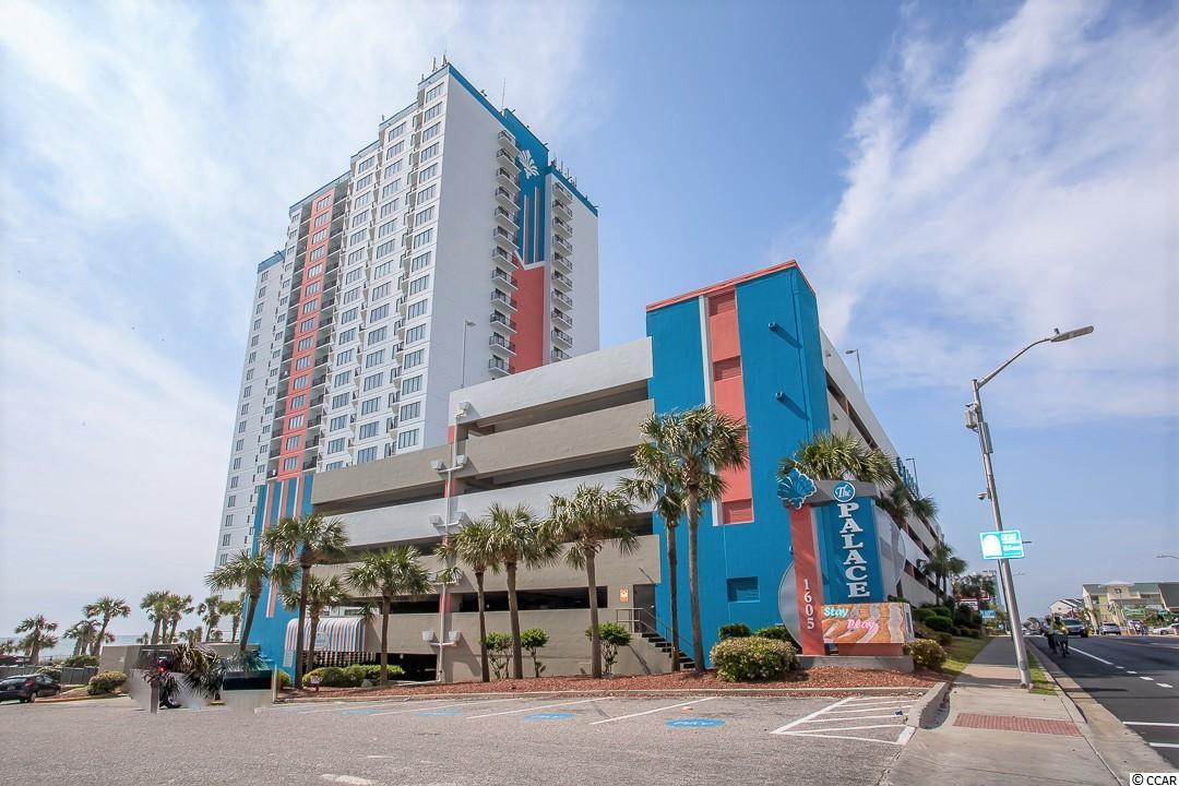 Condo MLS:1901035 PALACE, THE  1605 S Ocean Blvd. Myrtle Beach SC