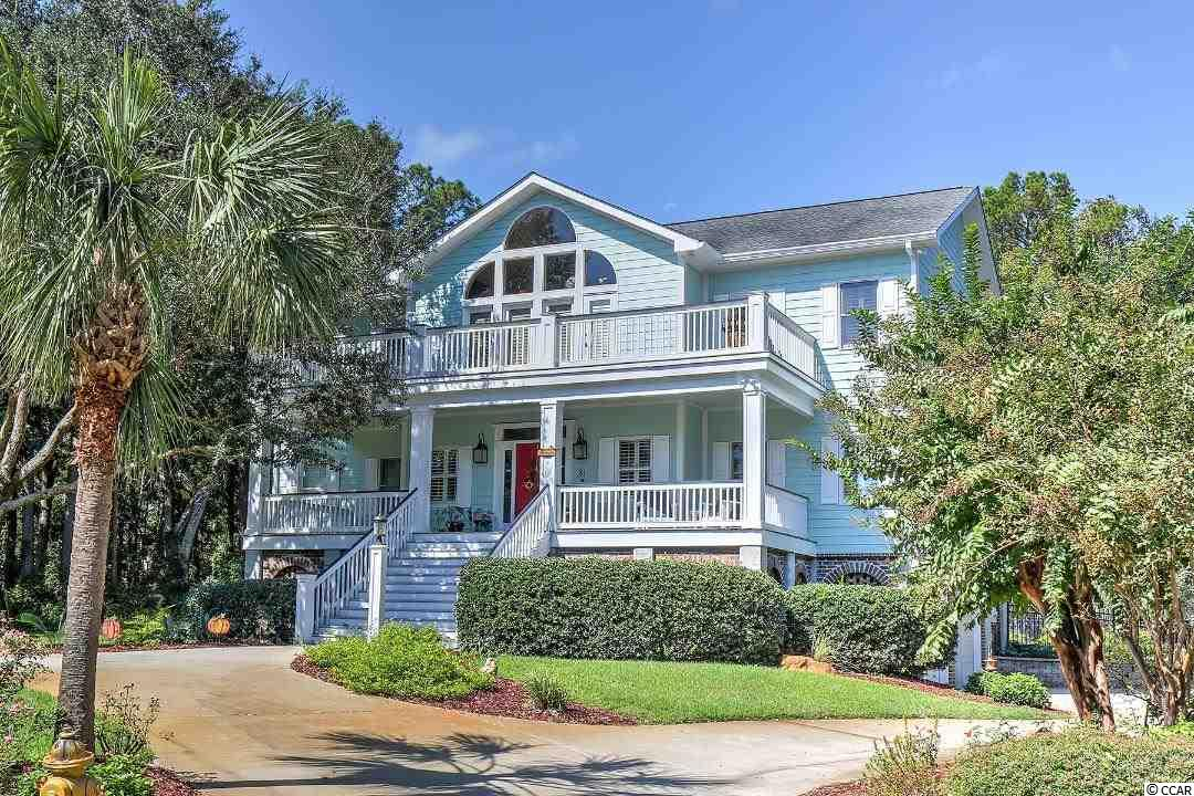 81 Salt Creek Pl., Pawleys Island in Georgetown County, SC 29585 Home for Sale