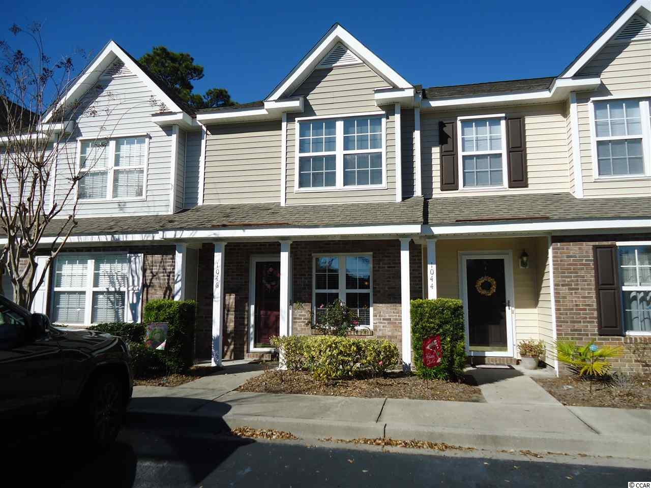 Townhouse MLS:1901089 PARKVIEW SUBDIVISION - 17TH AVE.  1046 Portico Loop Myrtle Beach SC