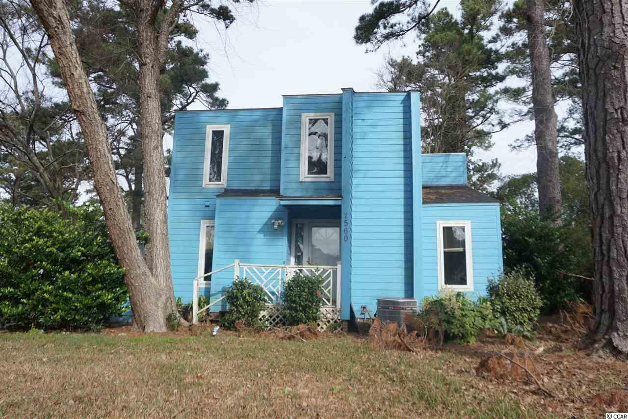 Detached MLS:1901129   1560 Landing Rd. Myrtle Beach SC