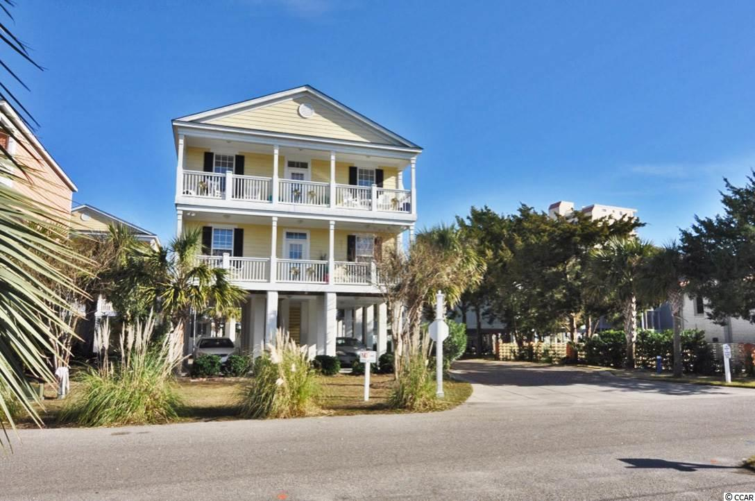 Detached with HPR MLS:1901148   120 Crab Dr. Garden City Beach SC