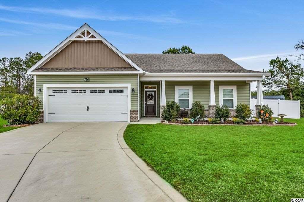 Detached MLS:1901159   736 Londonberry Ct. Conway SC