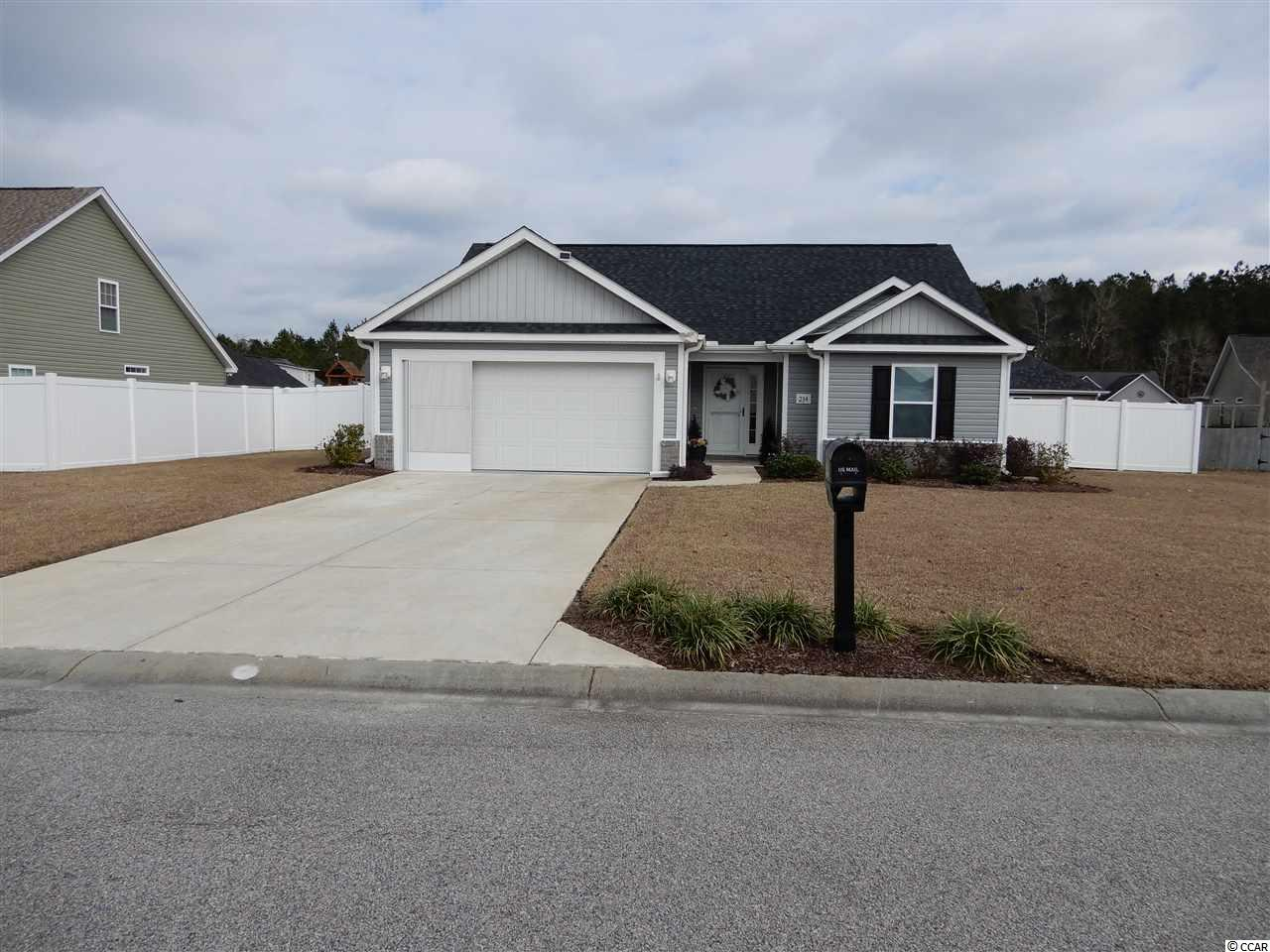 Detached MLS:1901170   214 Monterrey Dr. Longs SC