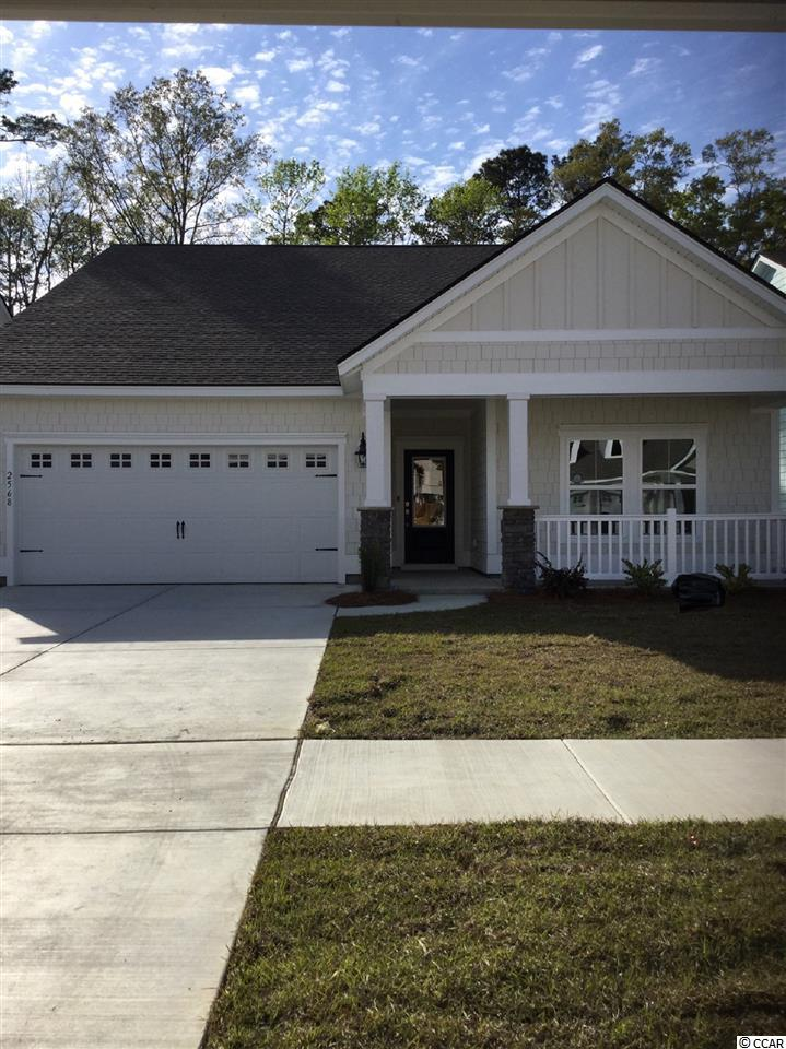 Detached MLS:1901203   2568 Goldfinch Dr. Myrtle Beach SC