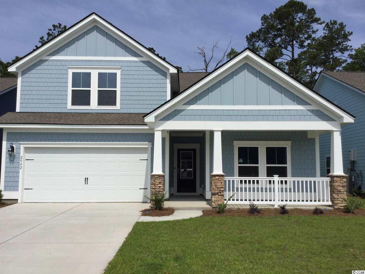 Detached MLS:1901206   2542 Goldfinch Dr. Myrtle Beach SC