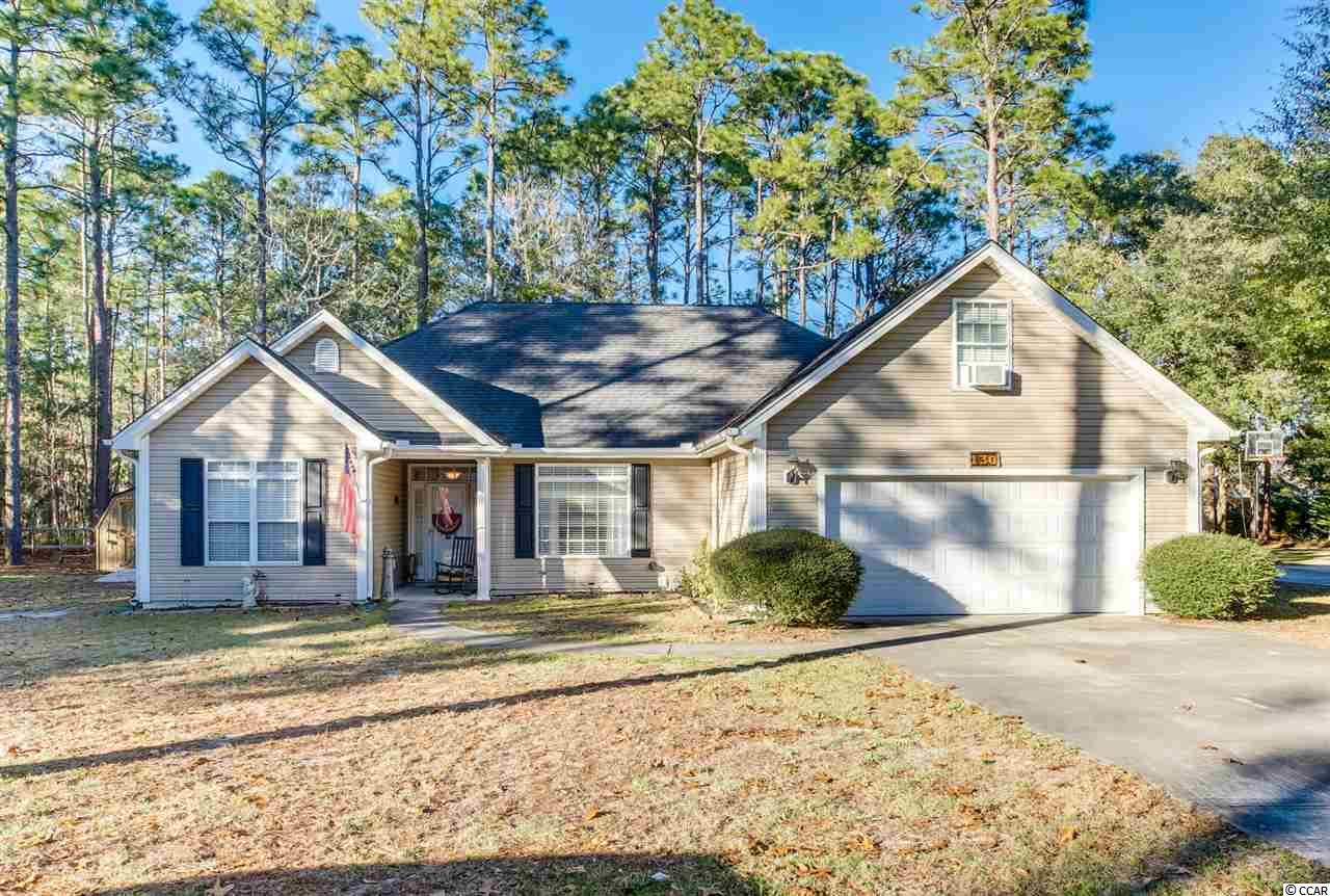 Detached MLS:1901261   130 Greenfield Rd. Pawleys Island SC