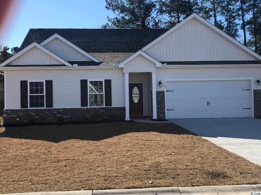 Detached MLS:1901463   116 Palm Terrace Loop Conway SC
