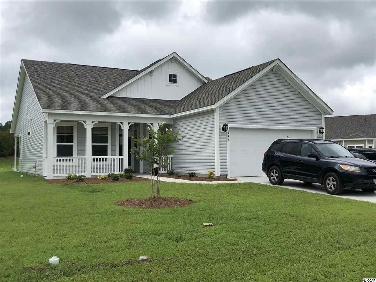 Detached MLS:1901466   2058 Saybrooke Ln. Calabash NC