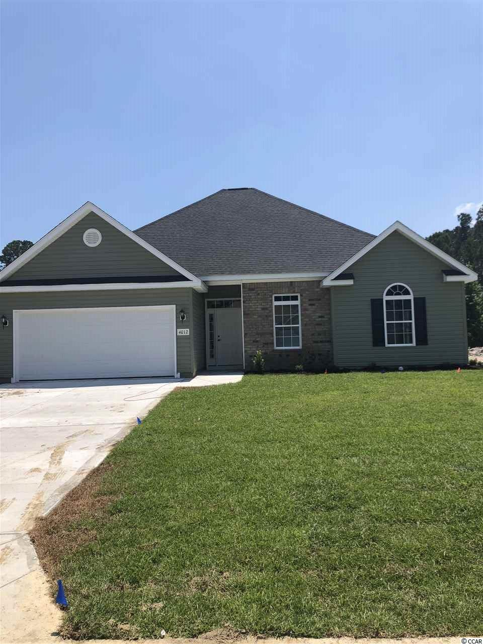 Detached MLS:1901474   4012 Comfort Valley Dr. Longs SC