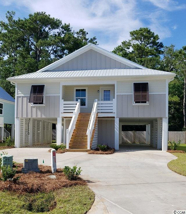 Detached MLS:1901478   31 Tidelands Trail Pawleys Island SC