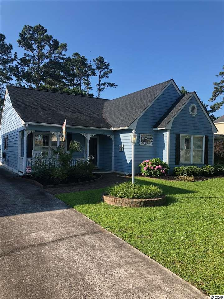 Detached MLS:1901503   1309 Hillside Dr. S North Myrtle Beach SC