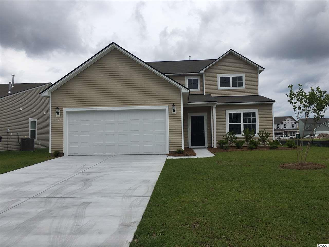 Detached MLS:1901535   4069 Alvina Way Myrtle Beach SC