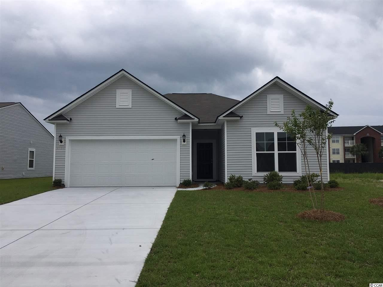 Detached MLS:1901537   4136 Alvina Way Myrtle Beach SC