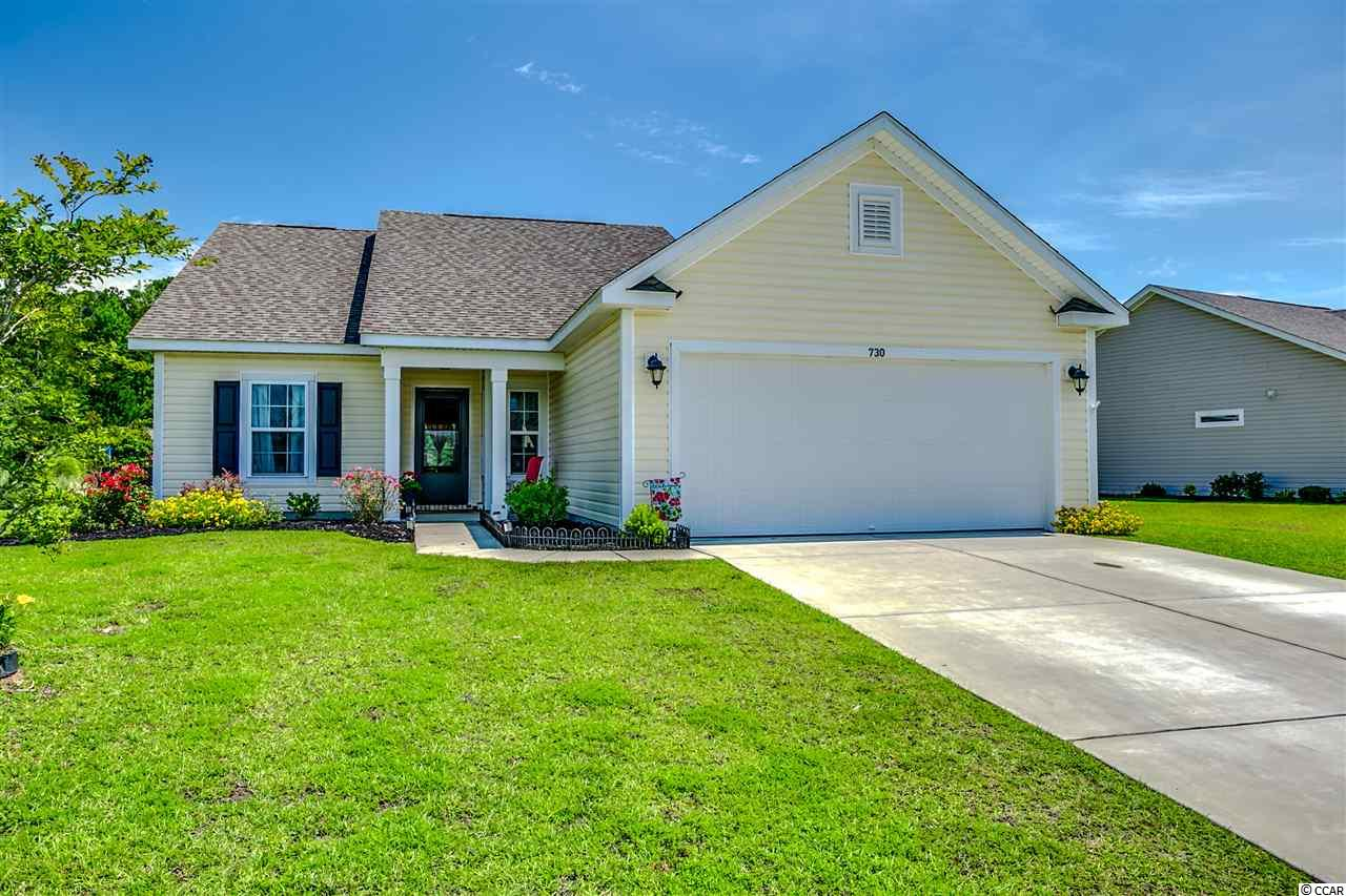 Detached MLS:1901551   730 Tartans Glen St. Calabash NC