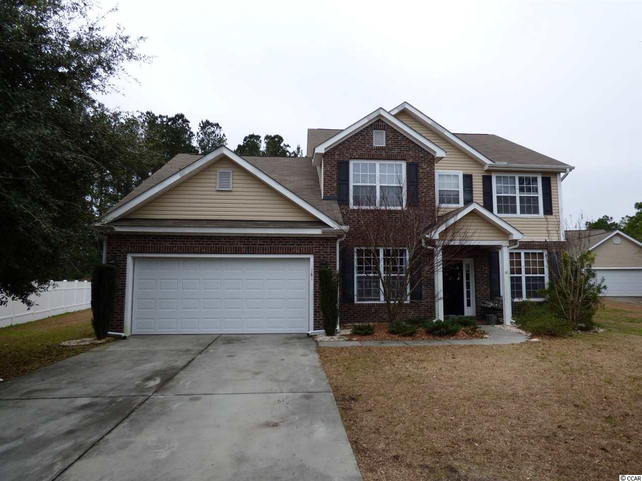 Detached MLS:1901582   181 Wyandot Ct. Myrtle Beach SC