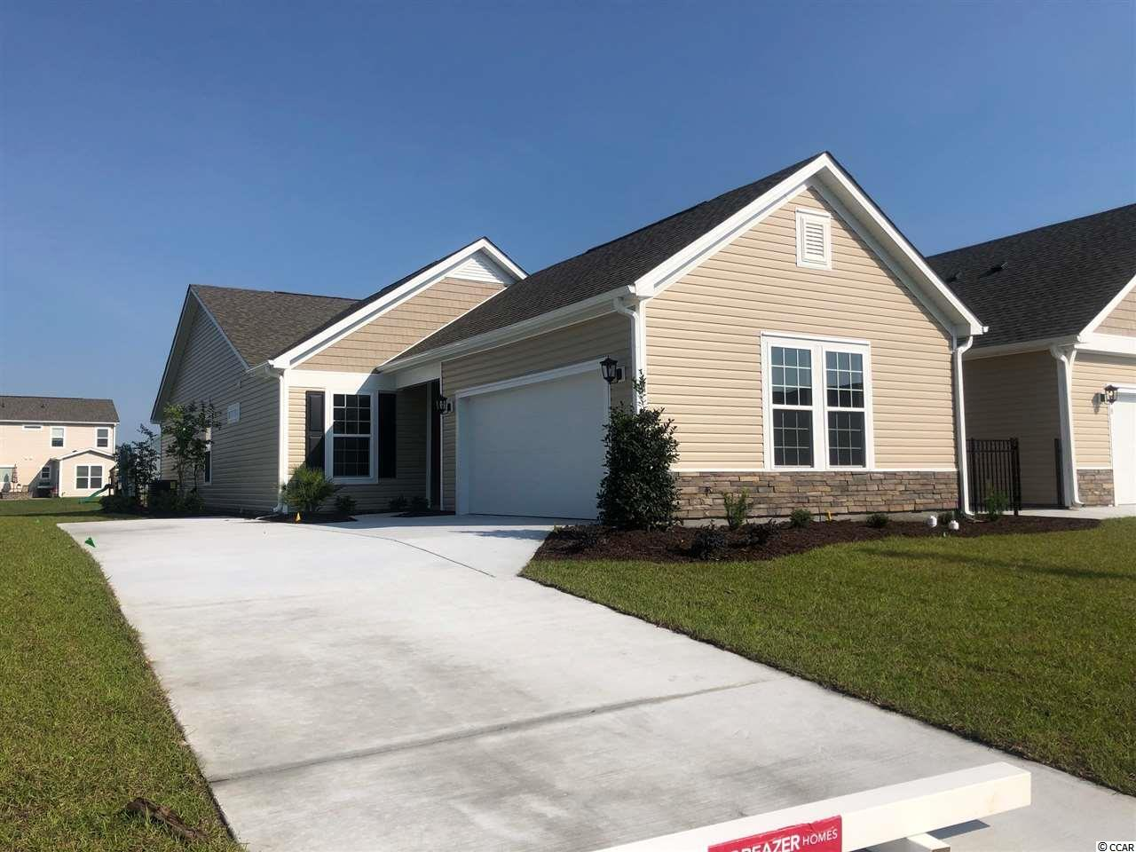 Bella Vita Garden Homes 815 Salerno Circle Myrtle Beach