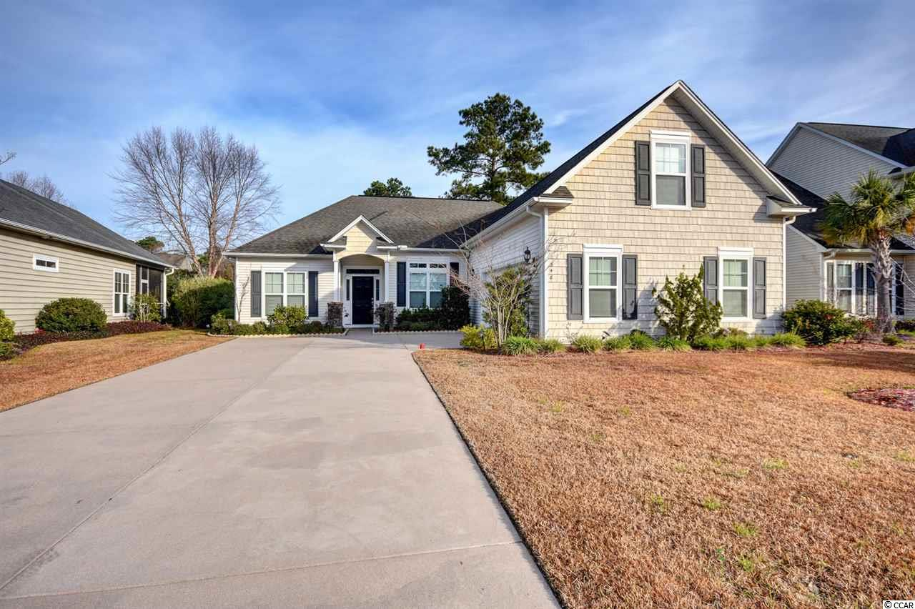 Detached MLS:1901613   348 Esher Ct. Myrtle Beach SC