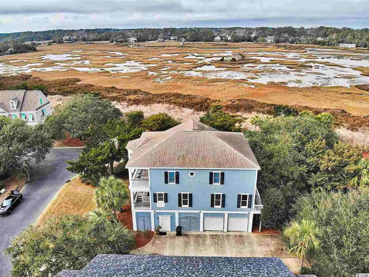Detached MLS:1901643   17 Charlestowne Ct. Pawleys Island SC