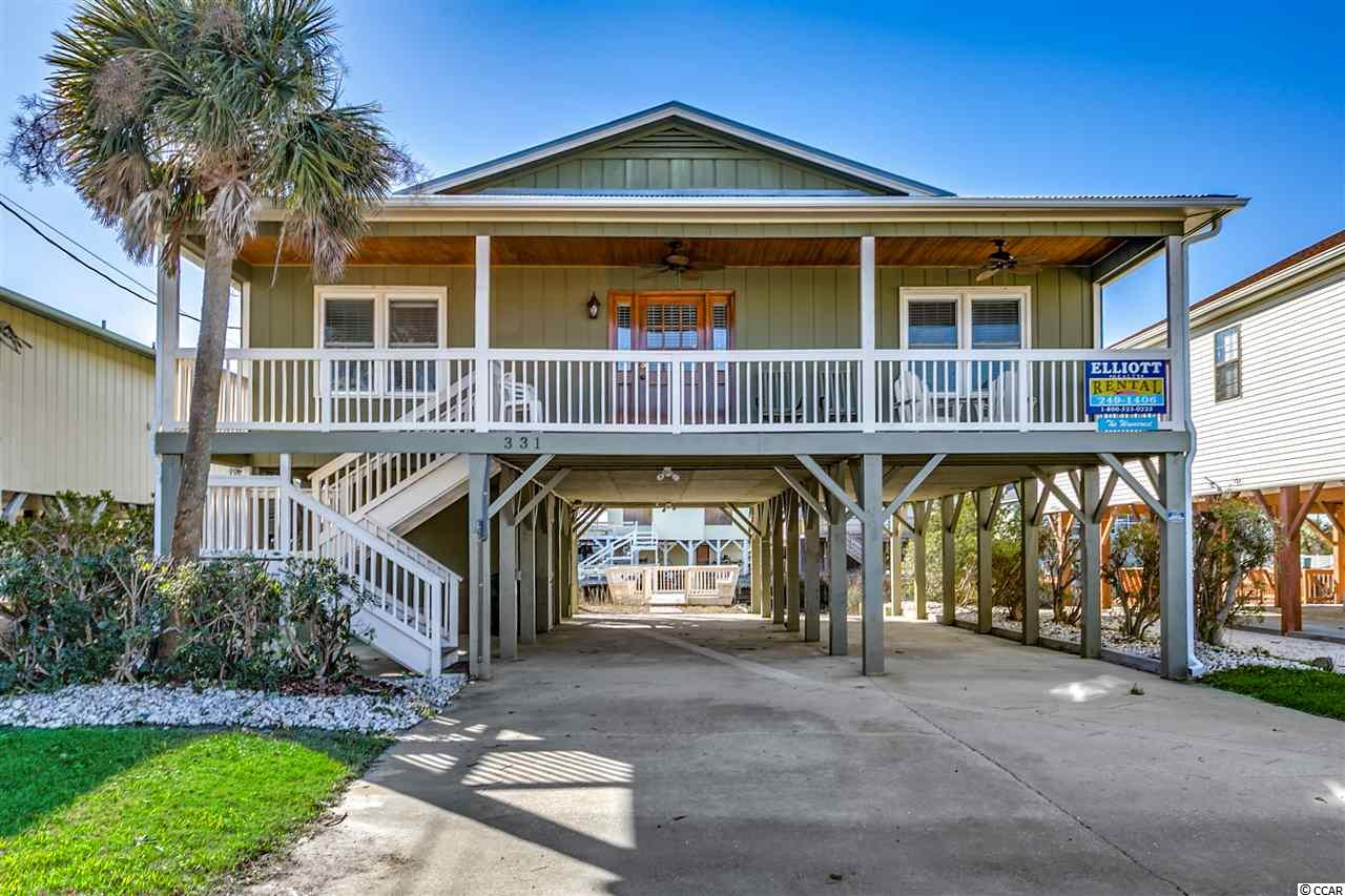 Detached MLS:1901656   331 55th Ave. N North Myrtle Beach SC