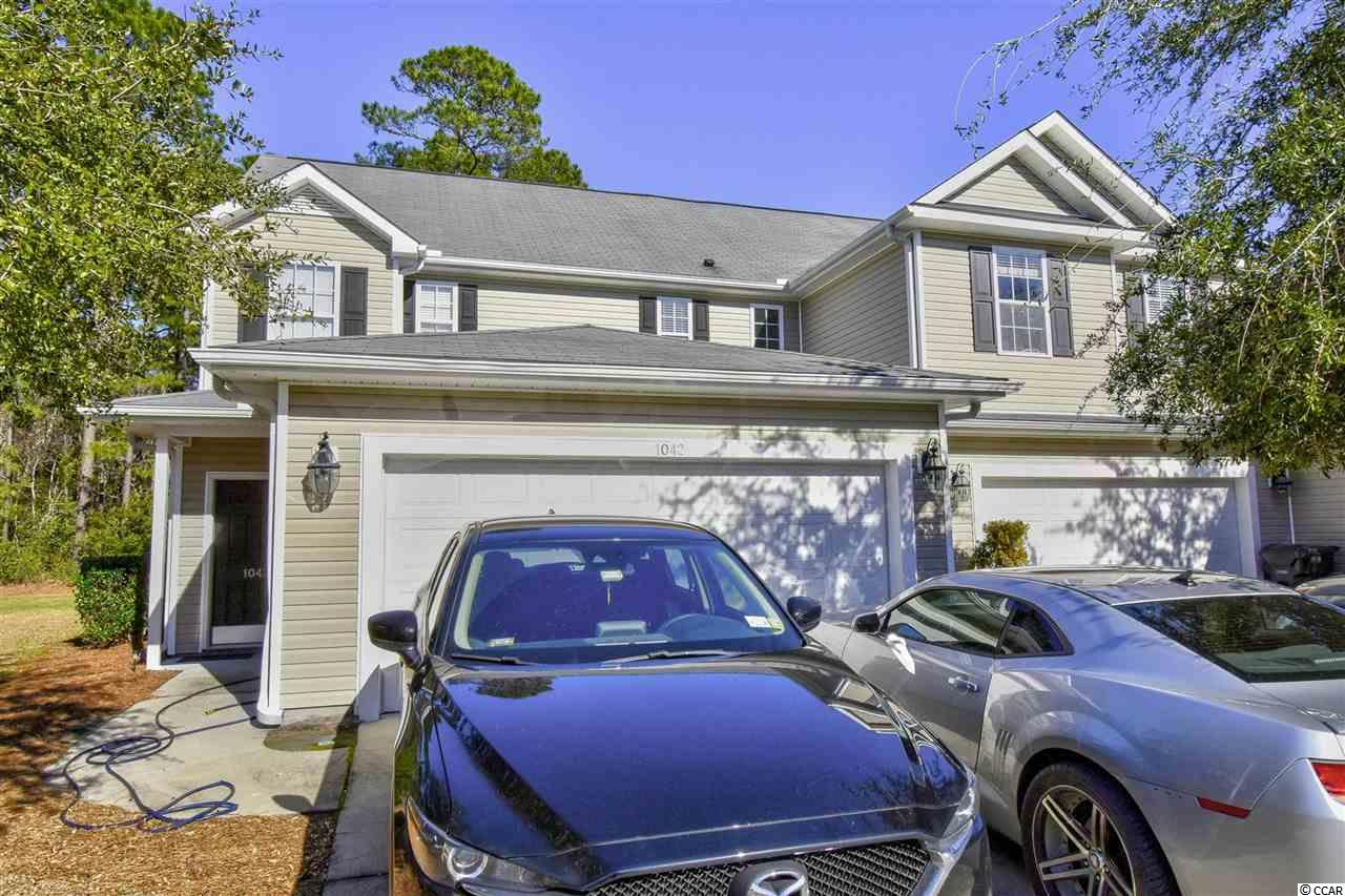 End Unit Condo in Fairways at Wild Wing : Conway South Carolina