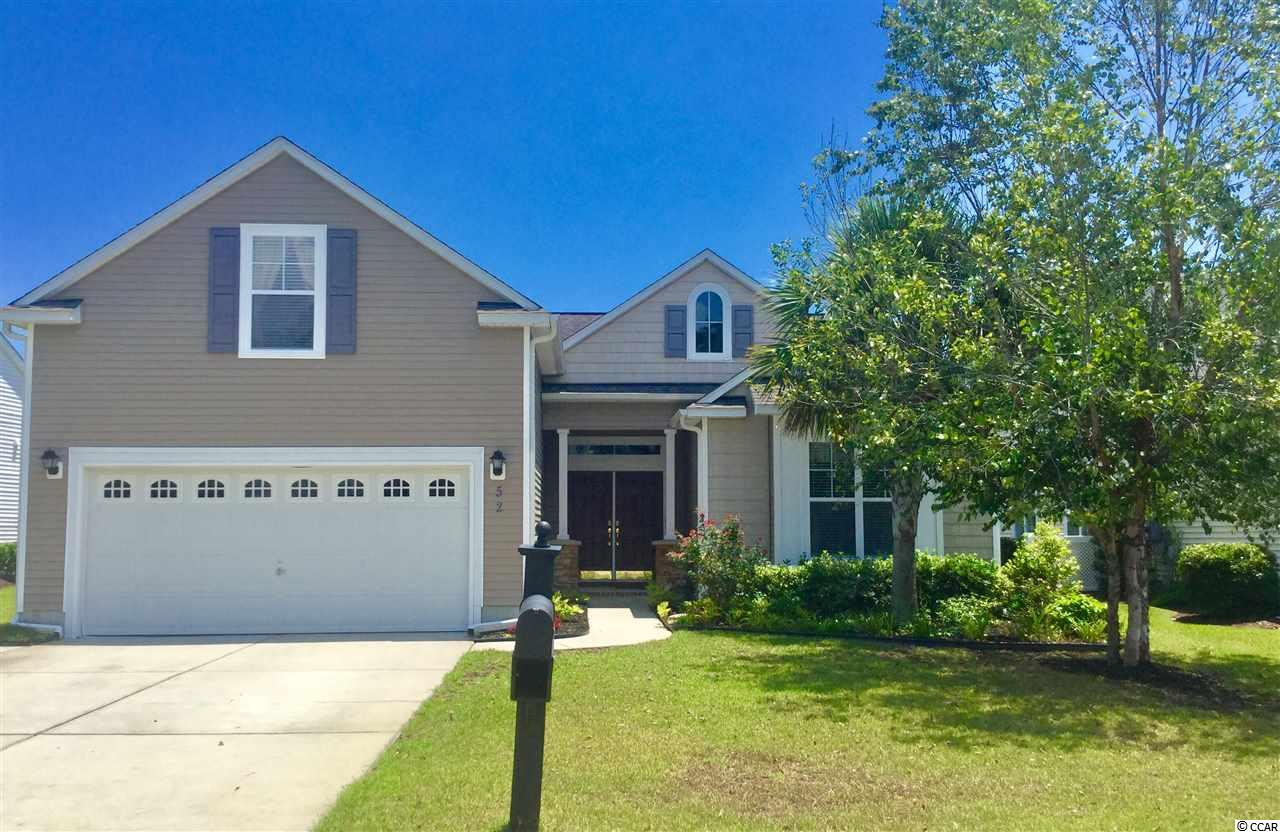 Detached MLS:1901852   52 Saltwind Loop Murrells Inlet SC