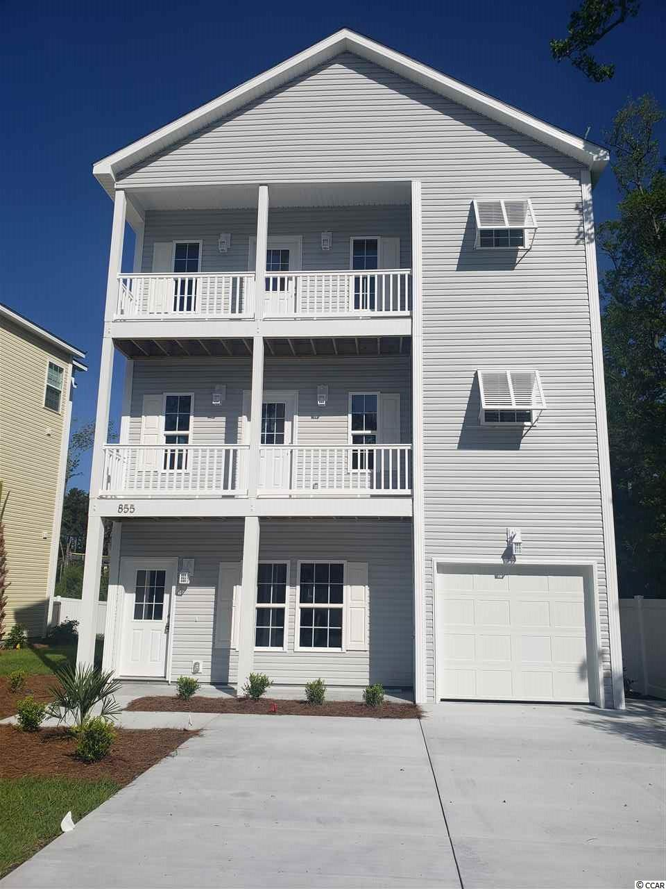 Detached MLS:1901862   855 9th Ave. S North Myrtle Beach SC