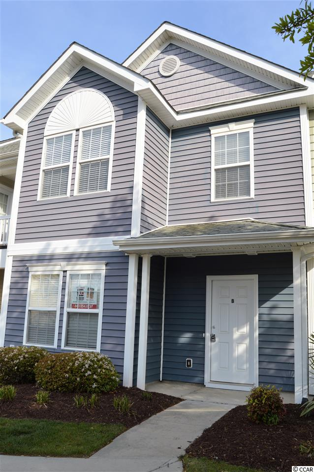 Townhouse MLS:1901886 Pine Island Townhomes  1698 Low Country Pl. Myrtle Beach SC