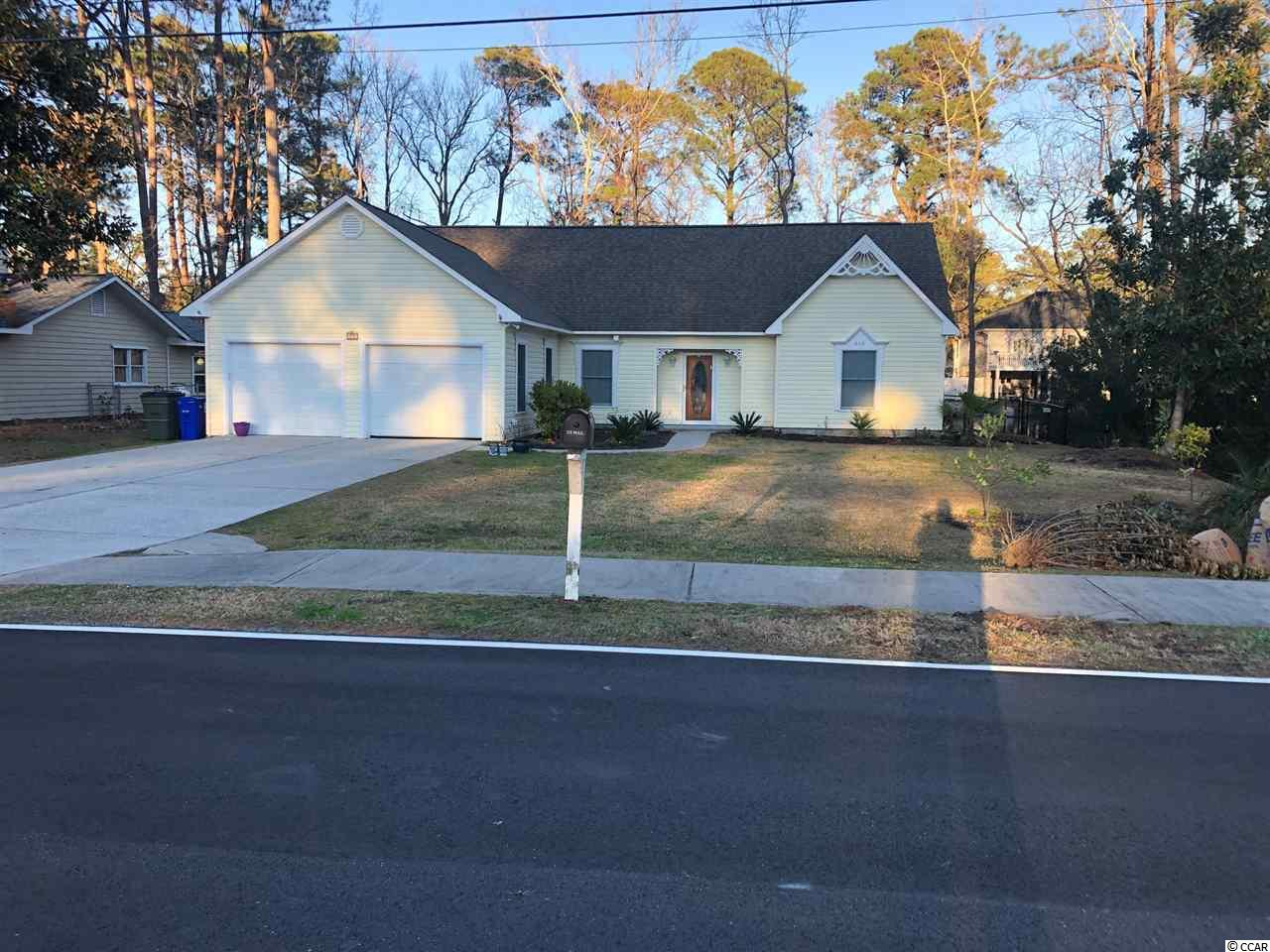 Detached MLS:1901897   616 16th Ave. N Surfside Beach SC