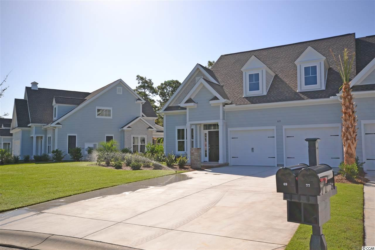 Townhouse MLS:1901929 Reserve Club Villas  69 Golf Club Circle Pawleys Island SC