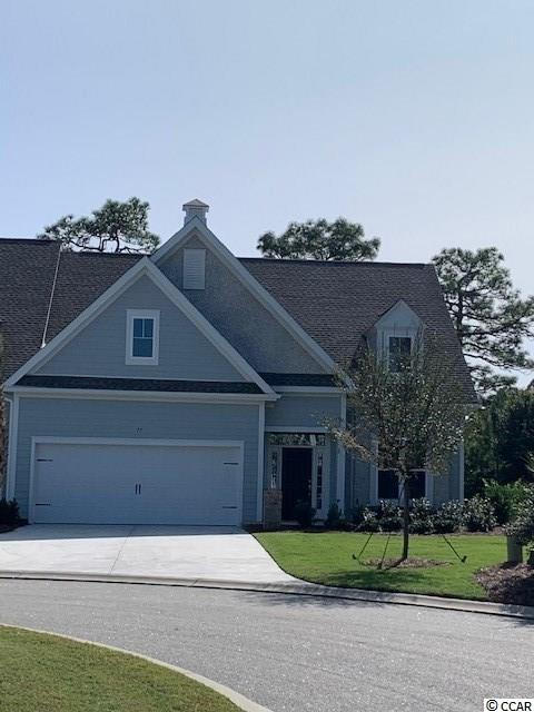 Townhouse MLS:1901933 Reserve Club Villas  77 Golf Club Circle Pawleys Island SC