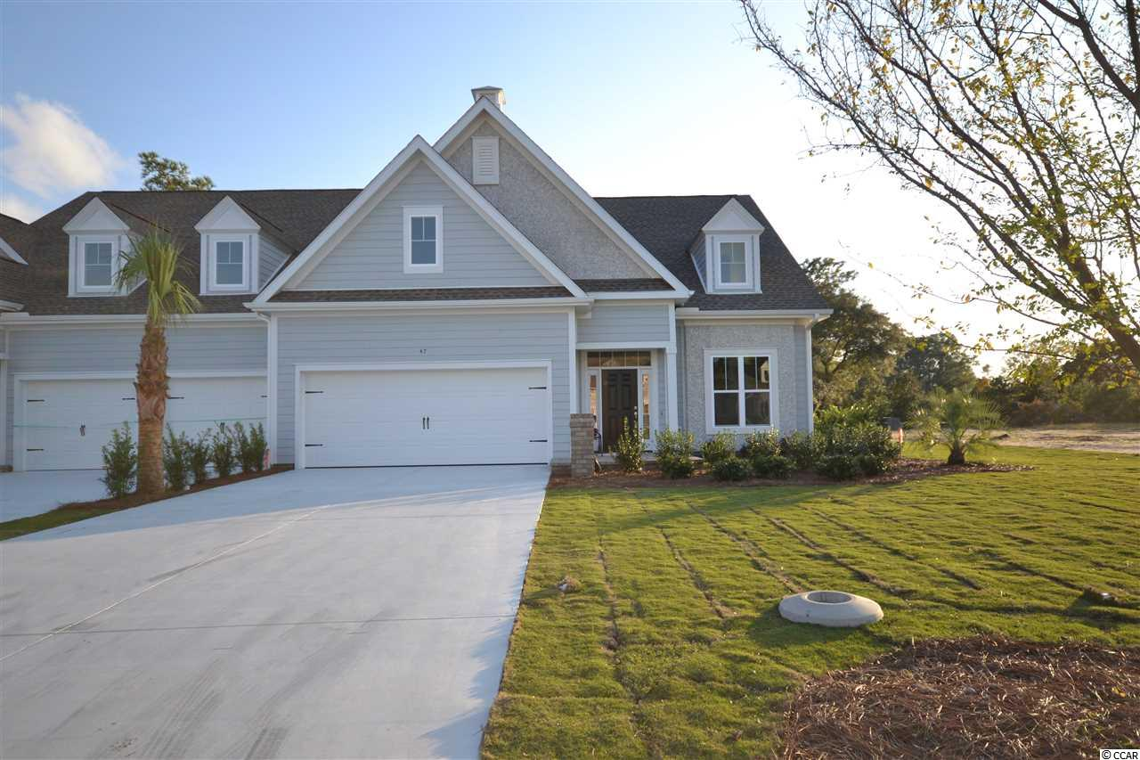 Townhouse MLS:1901935 Reserve Club Villas  47 Golf Club Circle Pawleys Island SC