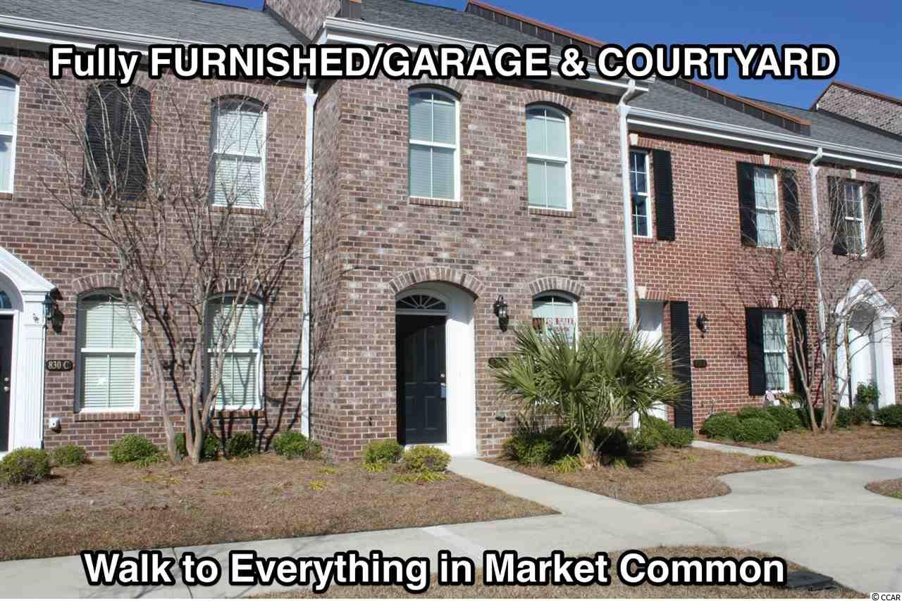 Townhouse MLS:1901965 Market Common, The  830 Howard Ave. Myrtle Beach SC